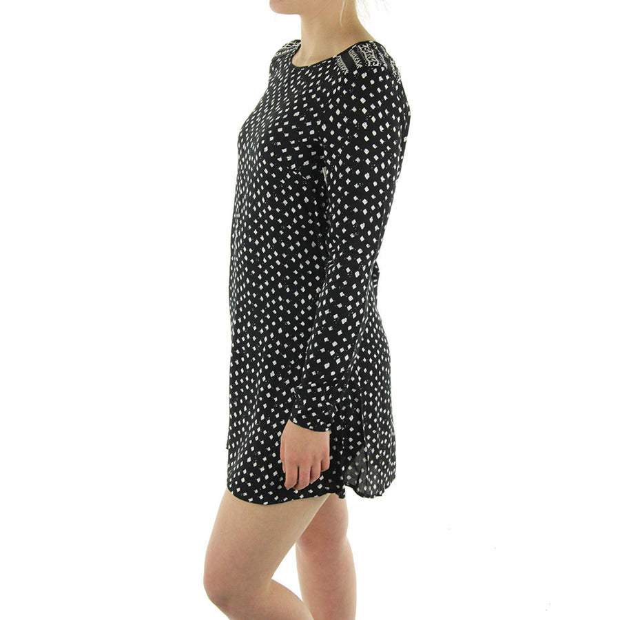 Kindred Long Sleeve Dress/Black