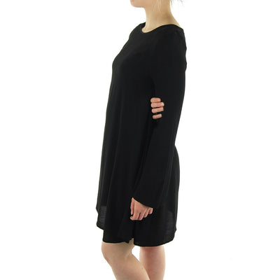 Helix Dress/Black