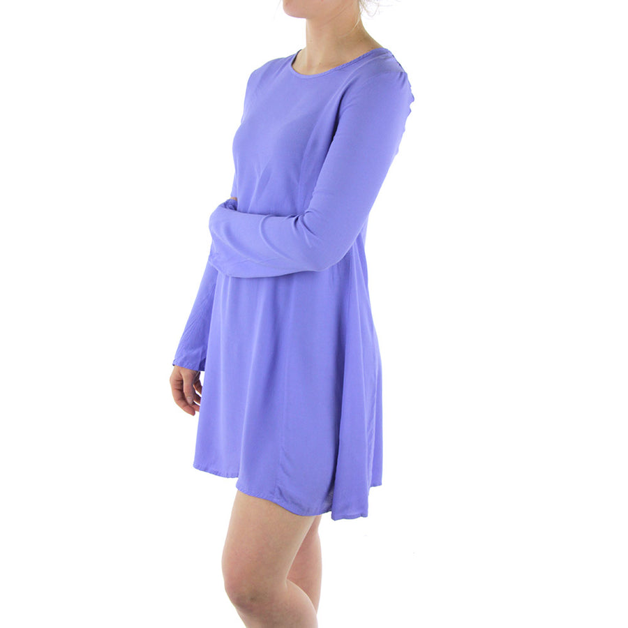 Helix Dress/Punch Blue