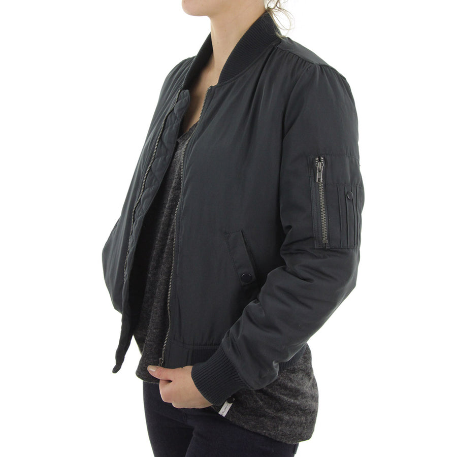 Devin Bomber Women's Jacket/Navy