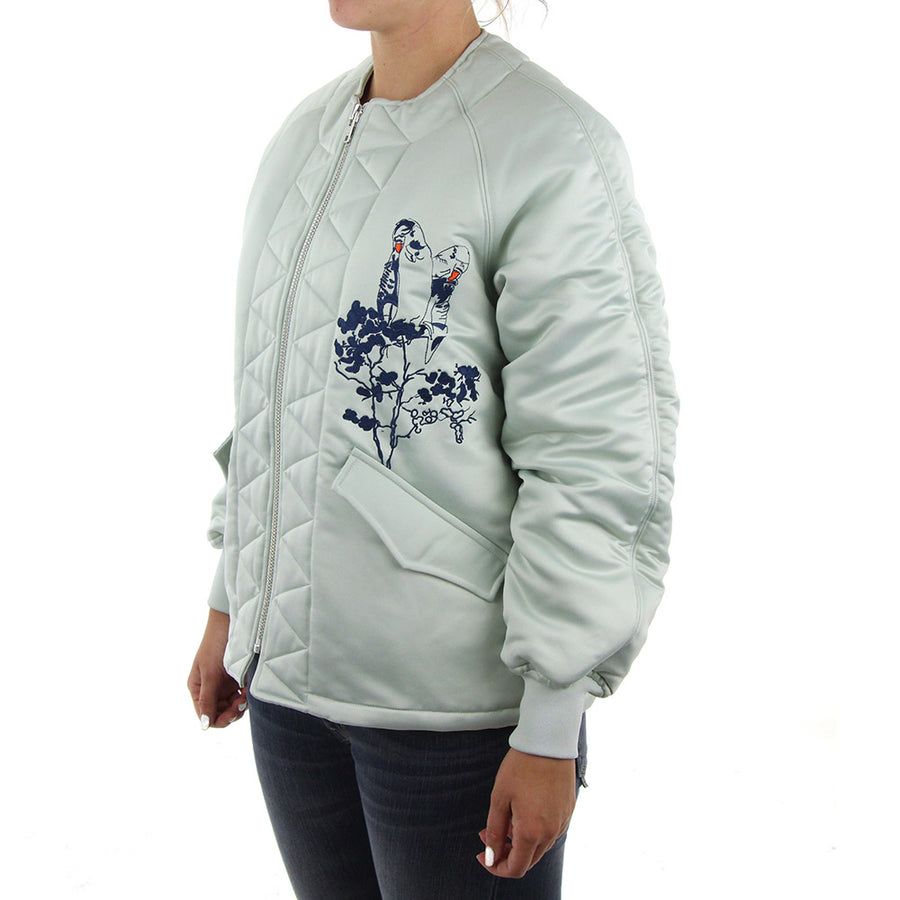 Clove Women's Jacket/Smoke