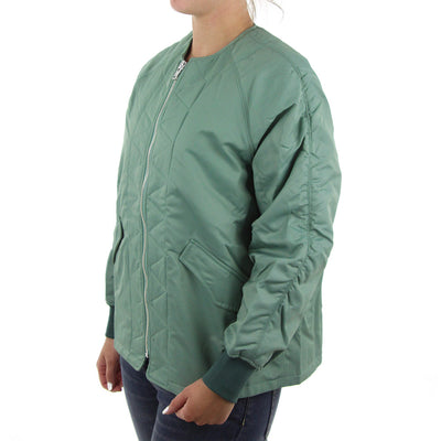 Charlie Women's Jacket/Granite Green