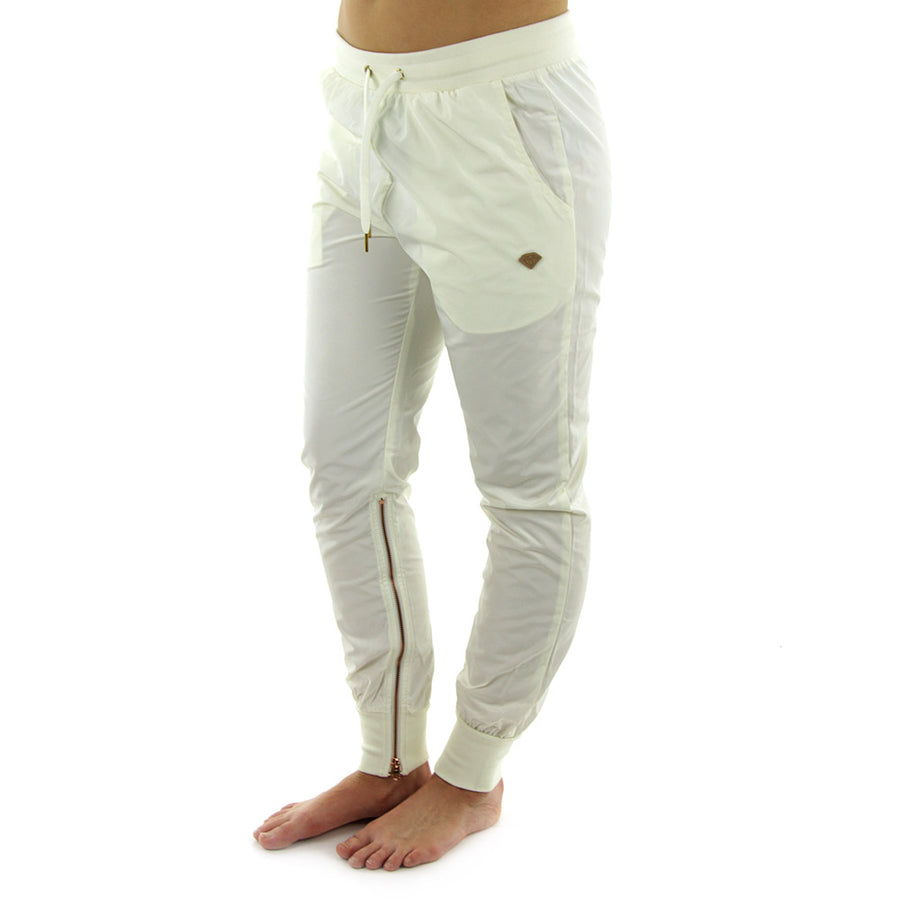 Fair Warm Up Pants Women's Pants/Off White