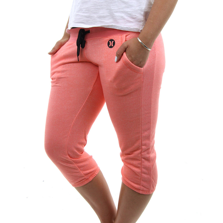 Dri - Fit Crop Women's Pants/Pink