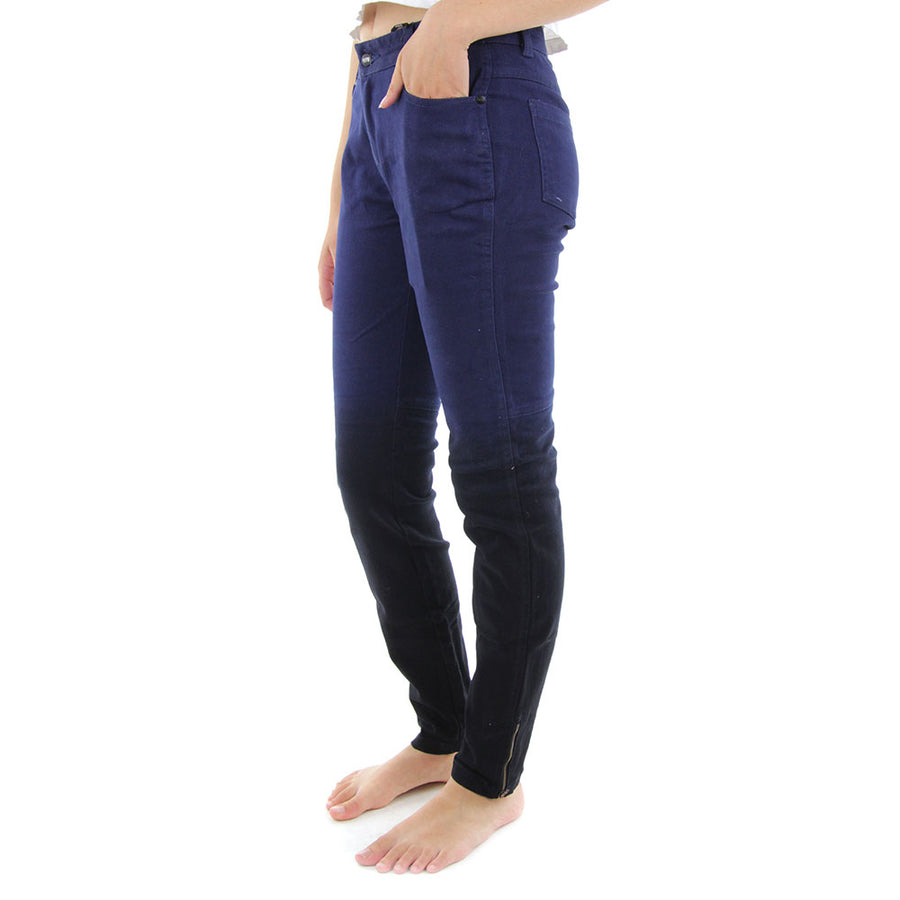 Faded Pants/Navy/Black