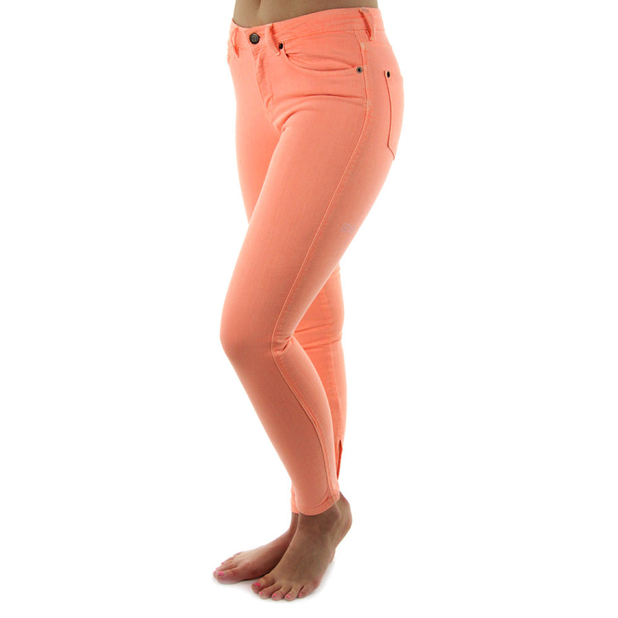 Spray On Suckafree Women's Jeans/Orange