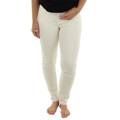 Denim Jean Women's Jeans/White