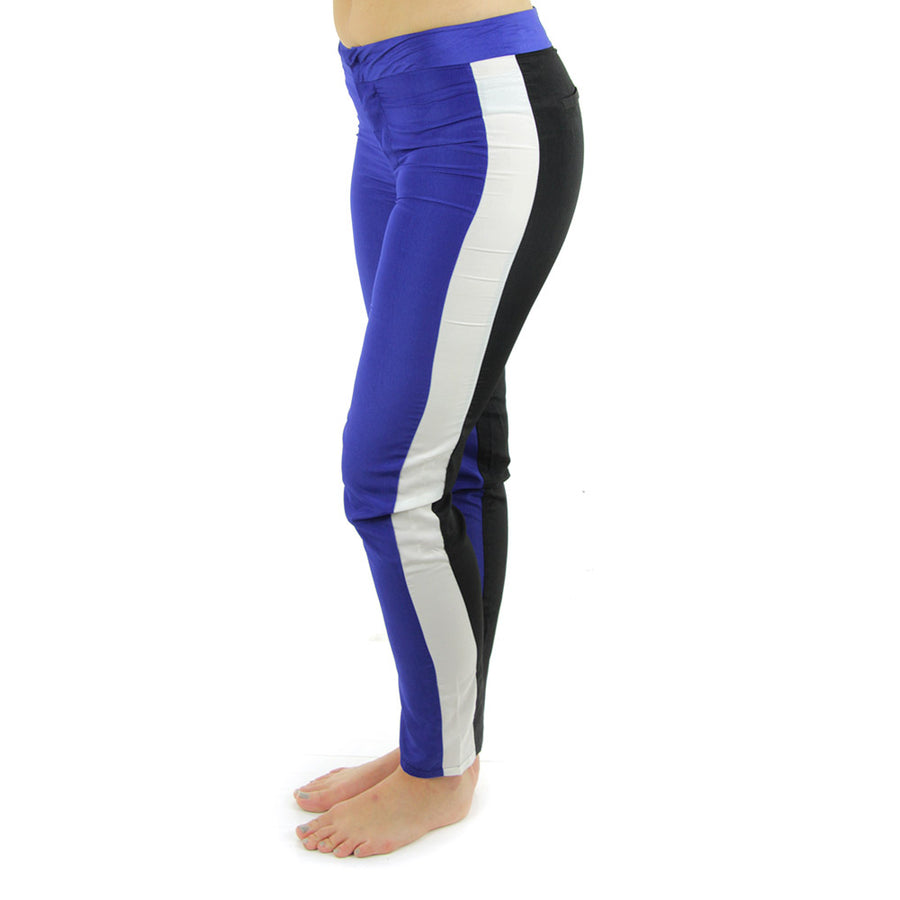 Grasie Women's Pants/Royal Blue