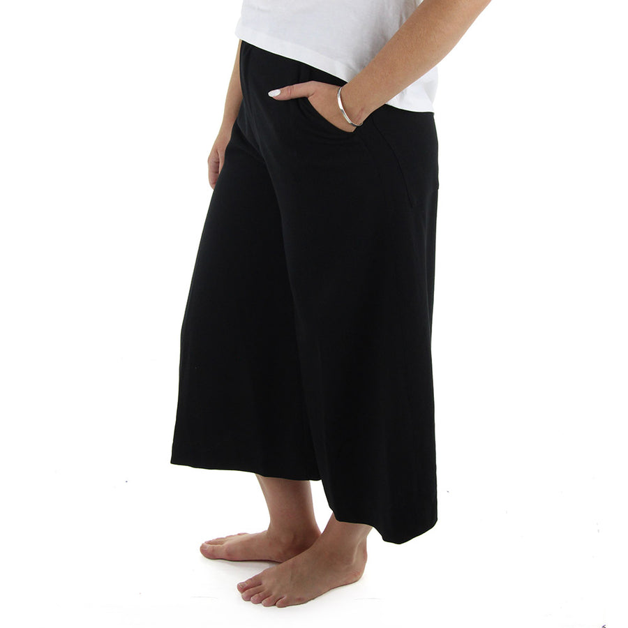 Illy Crepe Women's Pants/Black