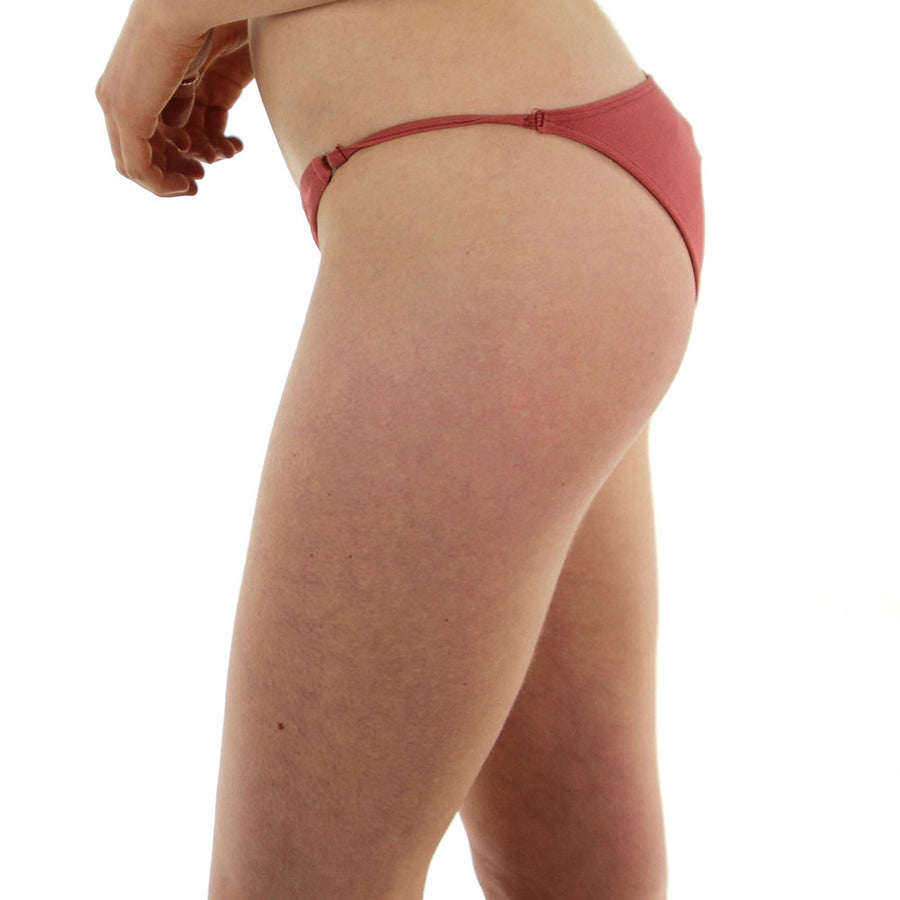 Blaze Midi Bottom - Terracotta