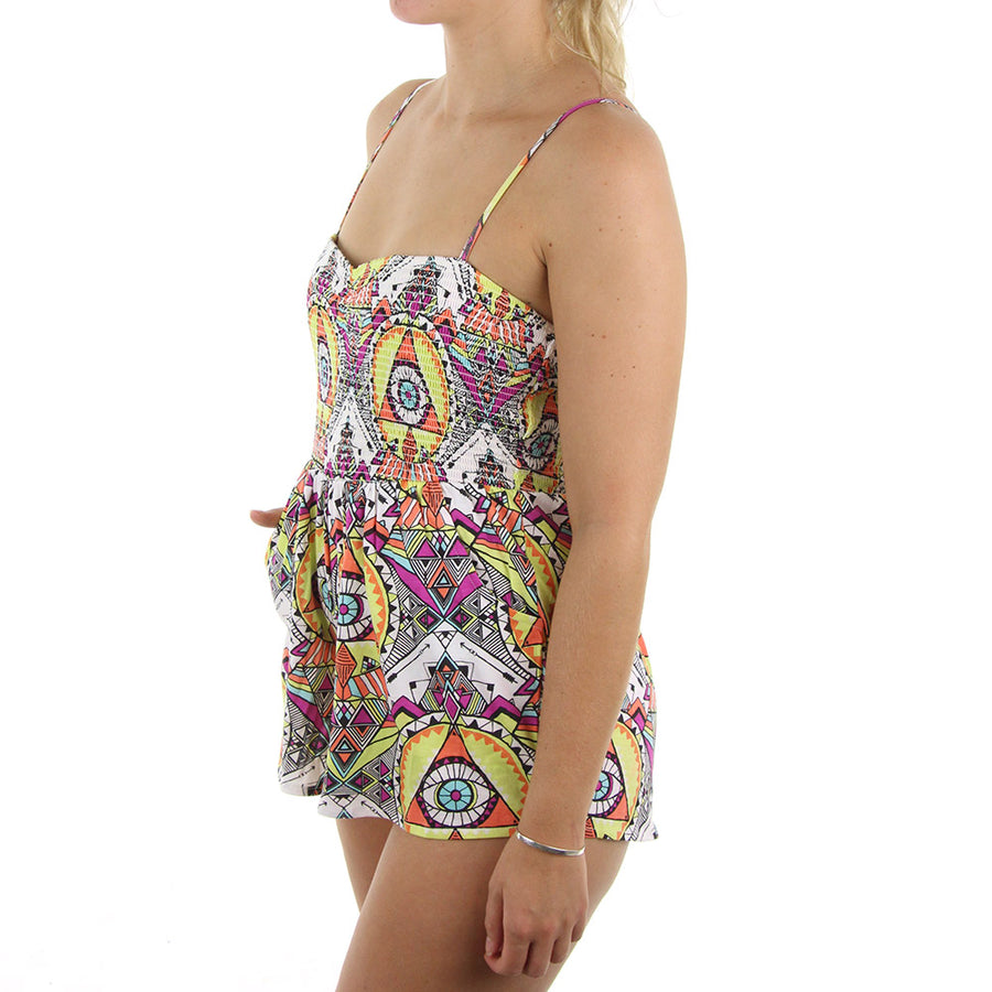 Make Believe Women's Playsuit/Multi