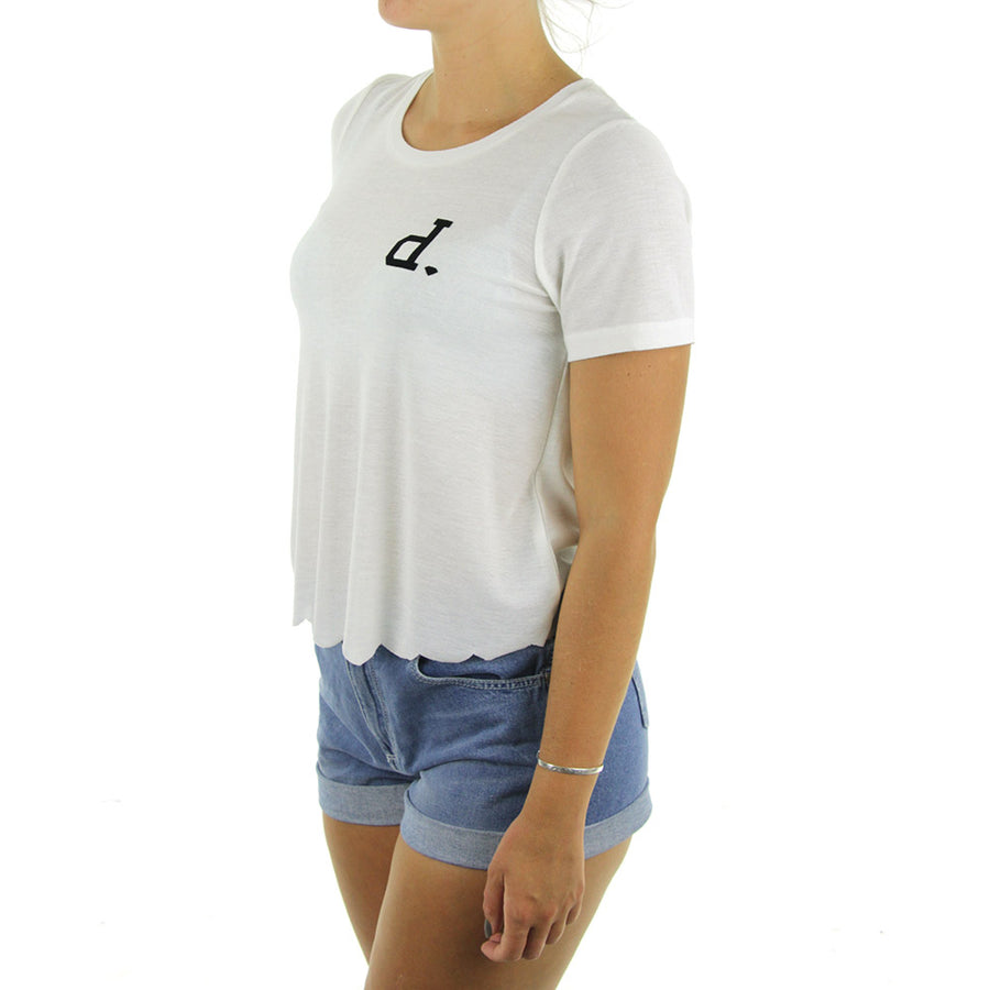Un Polo Women's Top/White