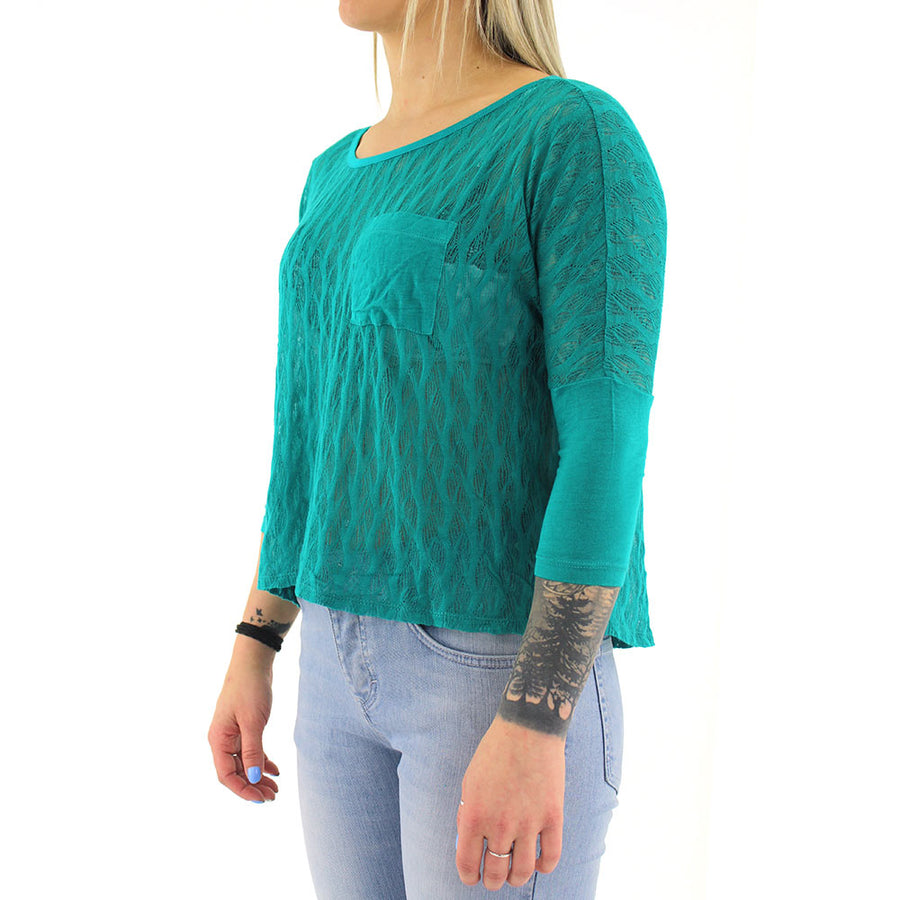 Gwen Dolman Women's Top/Green