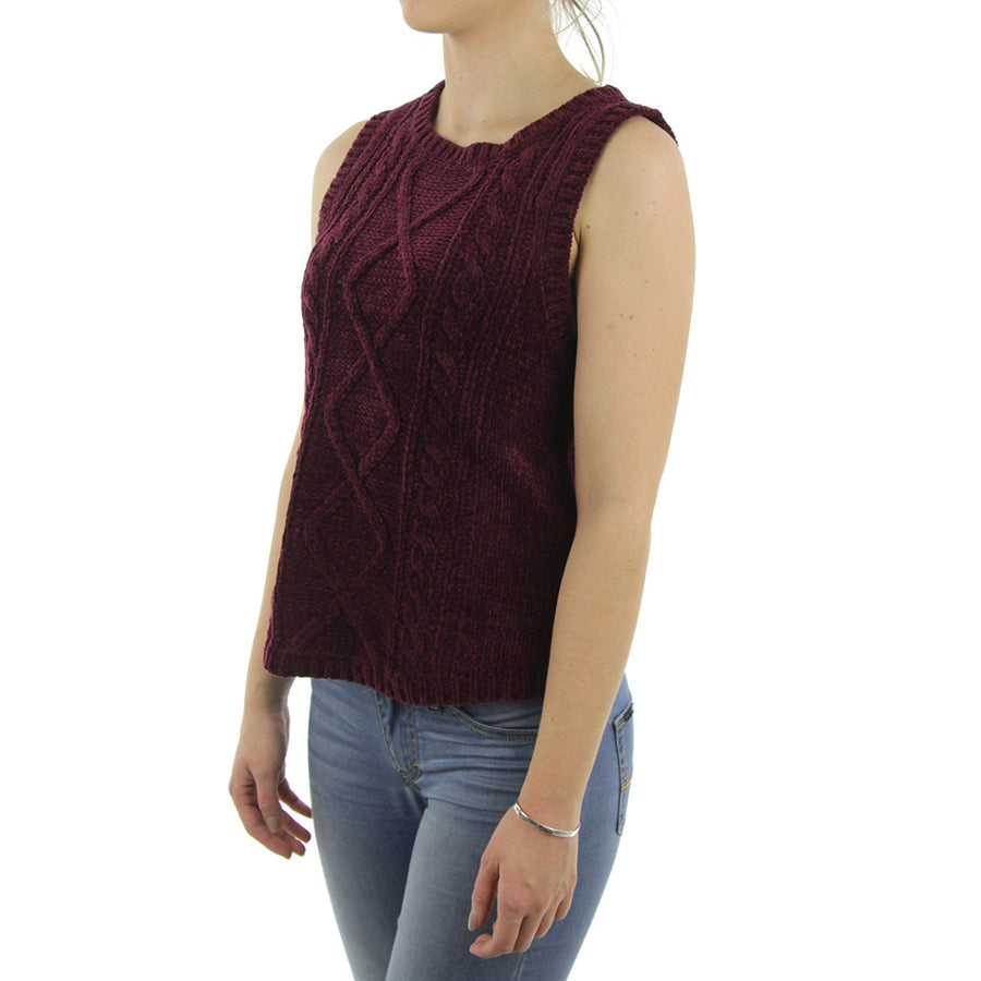 Break Free Chenille Women's Knit/Potion