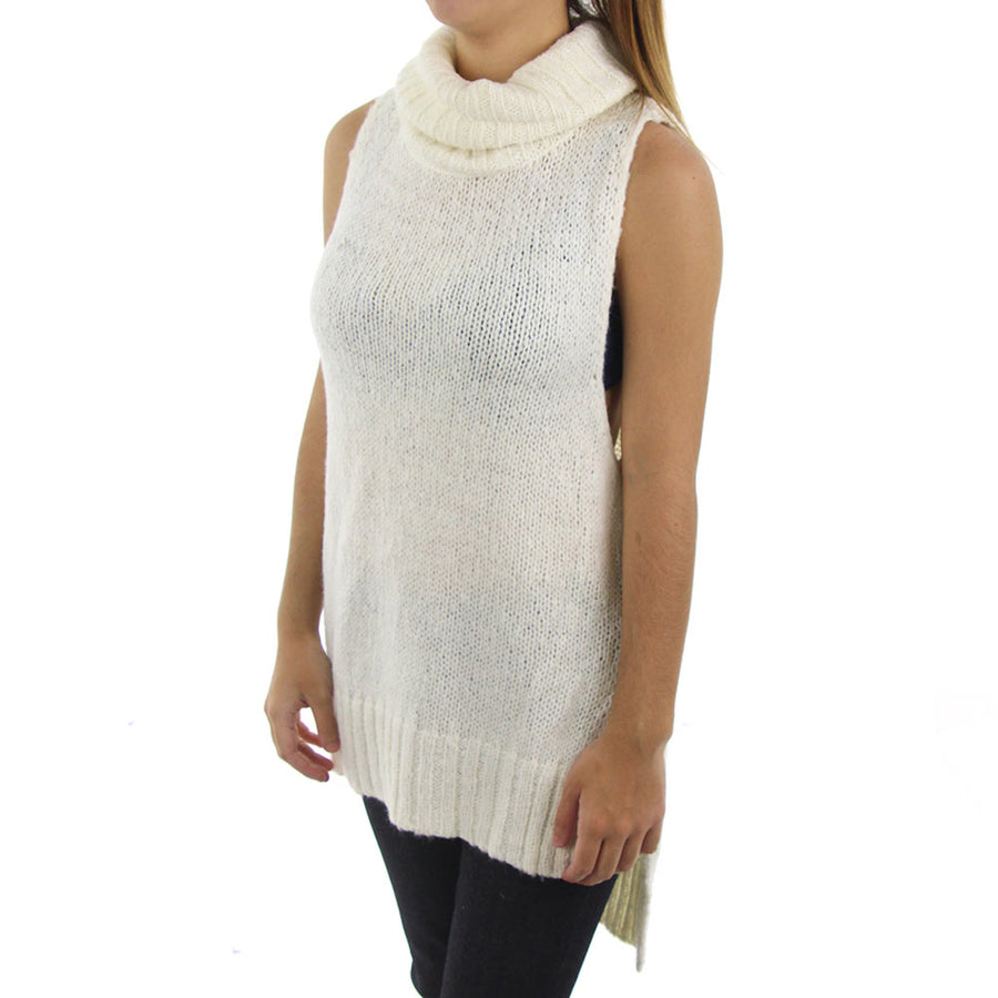 June Sleeveless Sweater