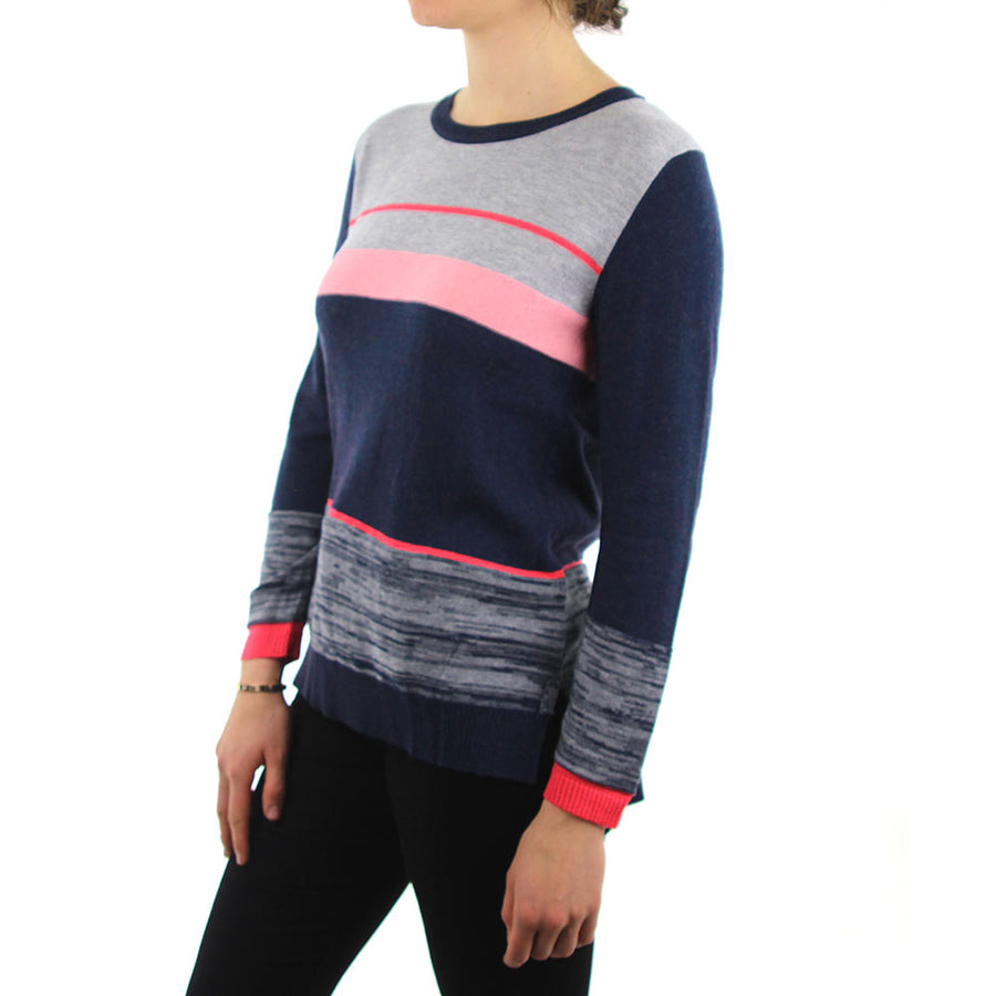 Dreamy Stripe Jumper - Multi