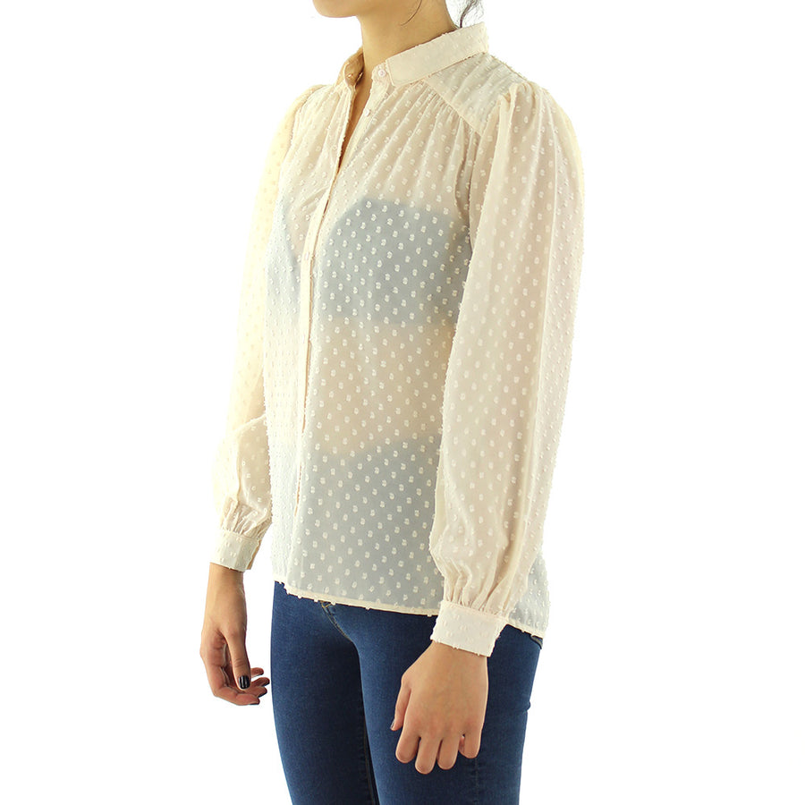 Distance Women's Collared Shirt