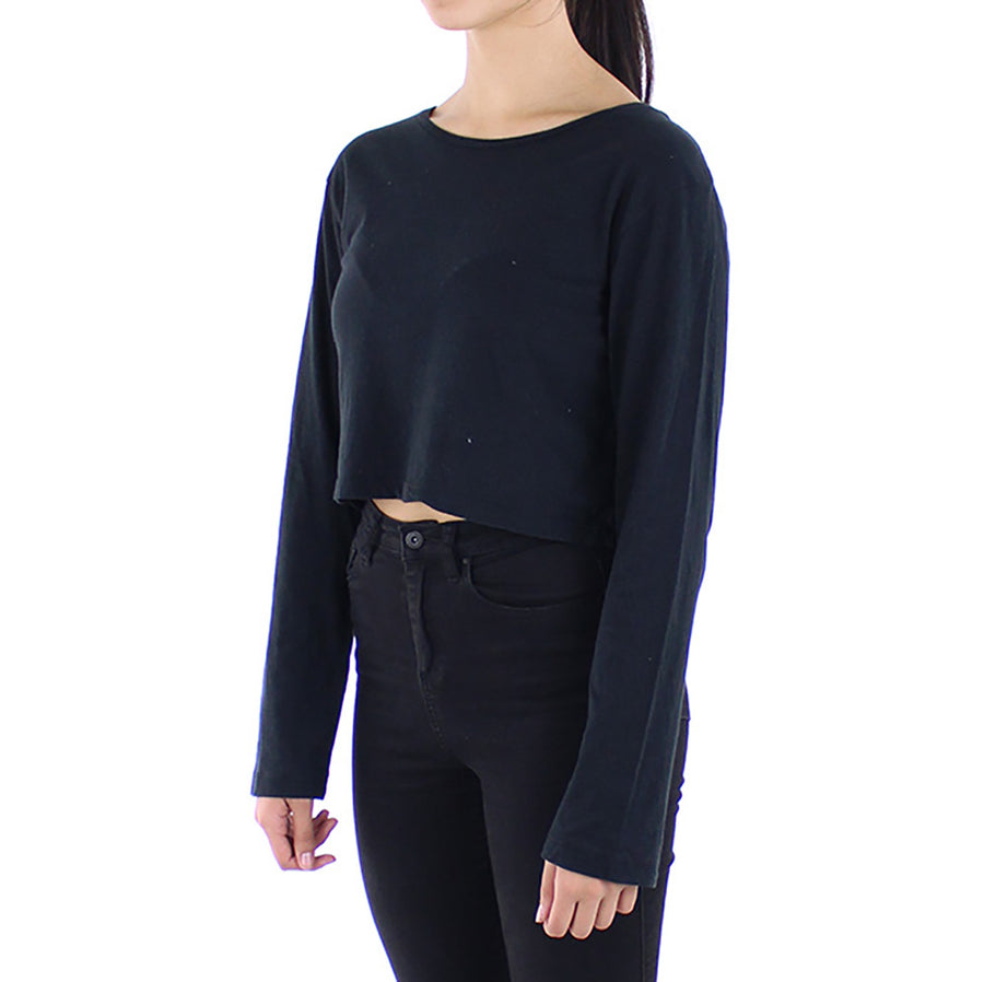 Frey Hem Crop Women's Top