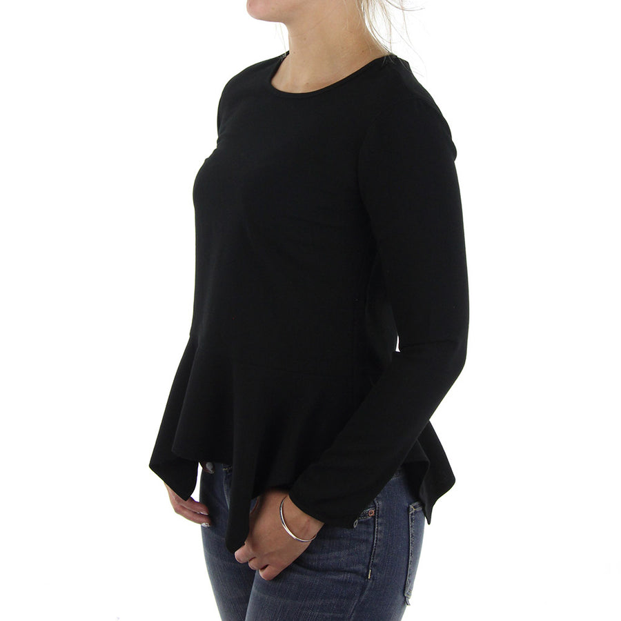 Heaven Blouse Women's Top/Black