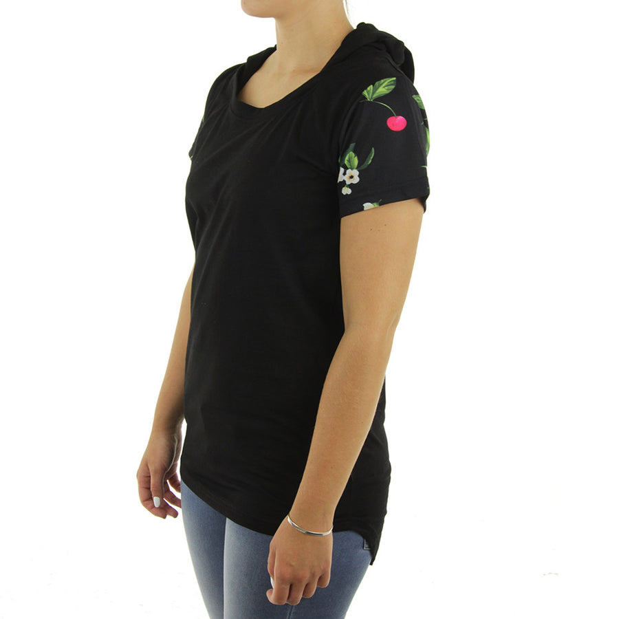 Abby Women's Tee/Black