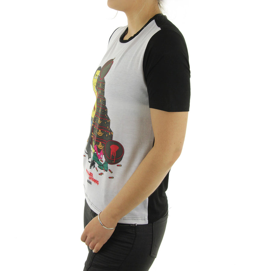 Killer Marky Women's Tee/White