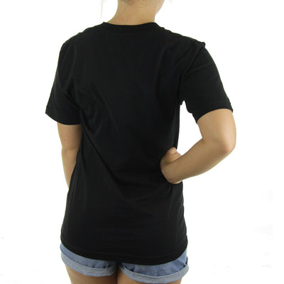 Pixelated BF Women's Tee/Black