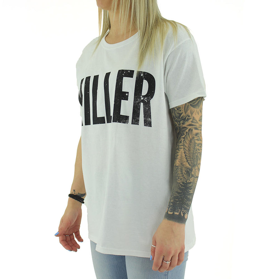 Killer Women's Tee/White