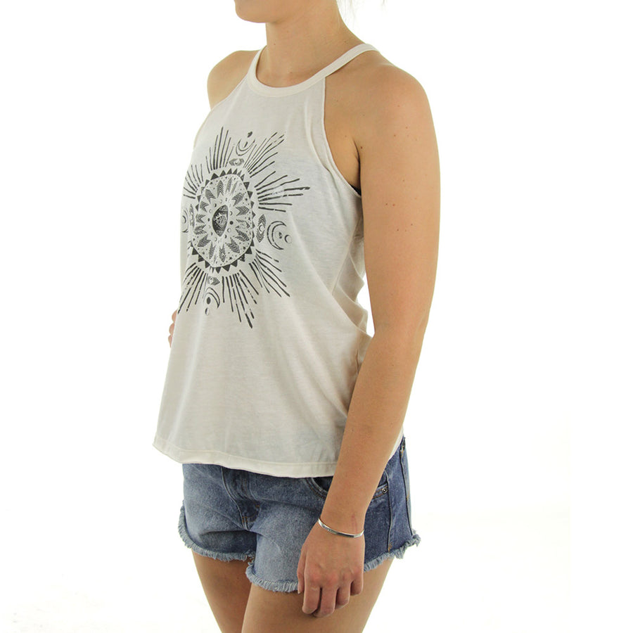Moon Phases Women's Tank/Sand
