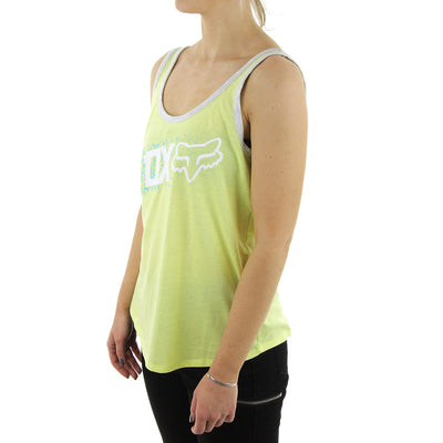 Standby Women's Tank/Lemon