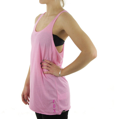 Miss Clean Racer Women's Tank/Cotton Candy