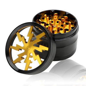 Weed Lovers Shop Grinders 63MM 4-layer Aluminum Alloy Weed Grinder