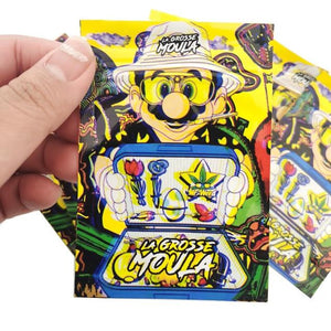 Weed Lovers Shop Safe Tools 30 pcs / as picture 7x10 CM 3.5 Grams Cartoon Weed Bags