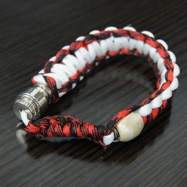 Weed Lovers Shop Pipes E / CHINA Portable Bracelet Pipe