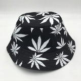 Weed Lovers Shop Clothes White Weed Lead Bucket Hat
