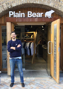 Talking With .... Frank Whitford of Plain Bear
