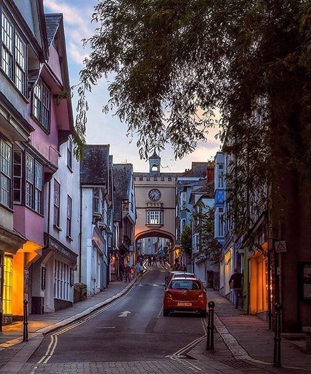Six Good Reasons To Totter Off To Totnes - Telegraph Travel