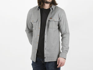Gritter Shirt - Grey Marl