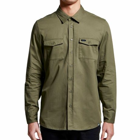 Heavy Weight Shirt - Khaki