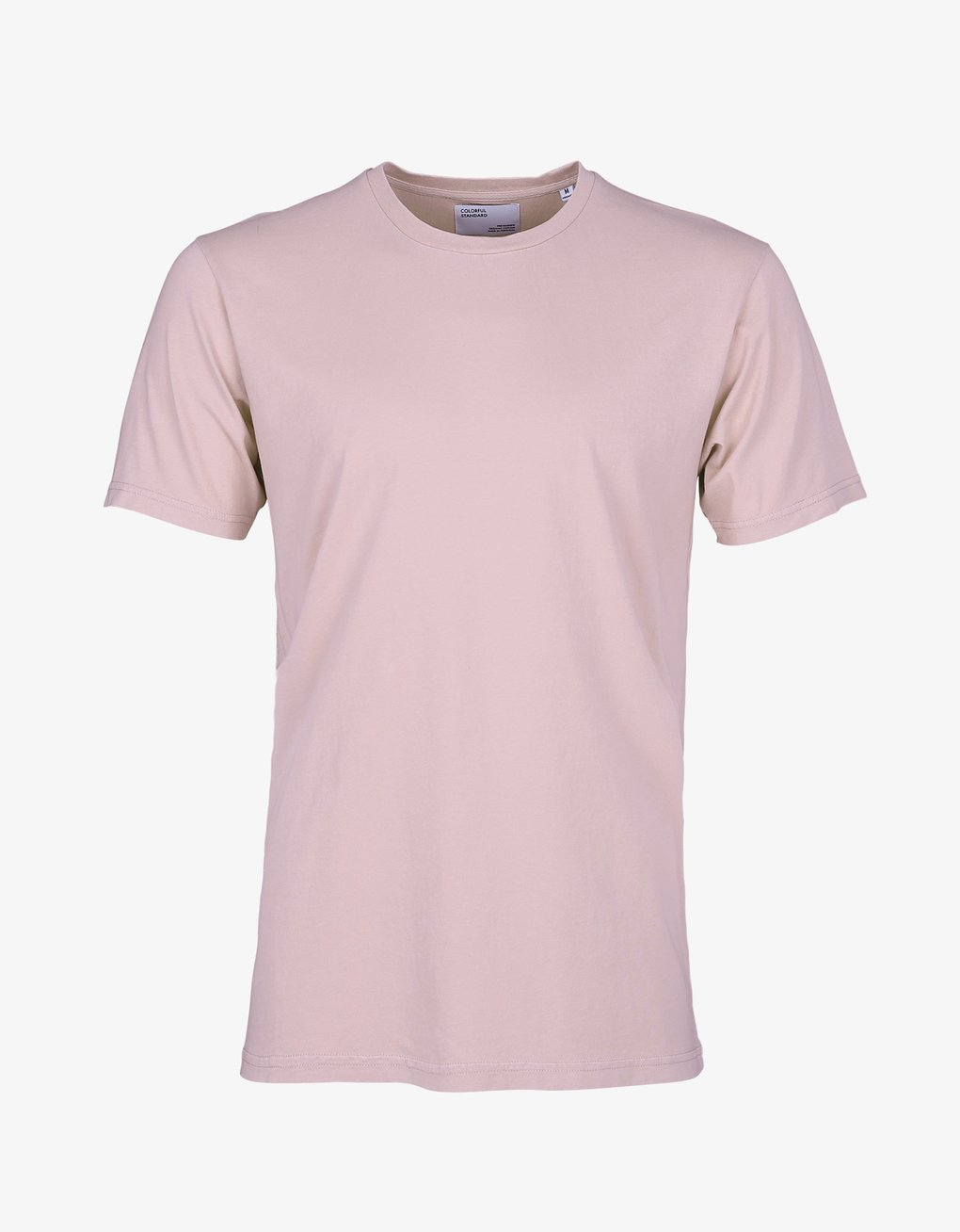 Unisex Classic Organic Tee - Faded Pink