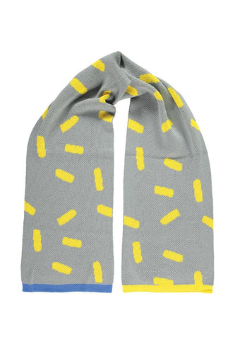 Dash Scarf - Grey