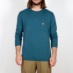 Himalayas Sweater - Teal