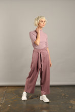 The Amelia Pant - Dusty Purple