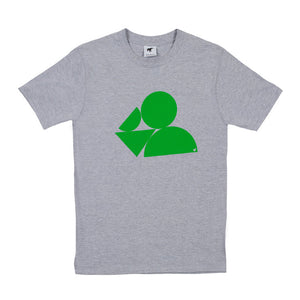 Shapes Tee - Plain Bear