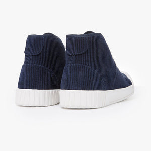 Rhubarb High - Navy Corduroy