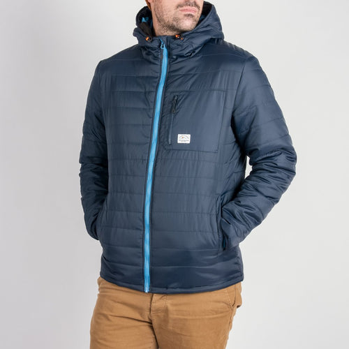 Patrol Pack Away Jacket - Navy