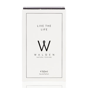 'Live The Life' Natural Perfume 50ml