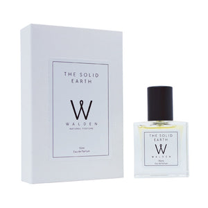 'The Solid Earth' Natural Perfume Purse Spray 15ml