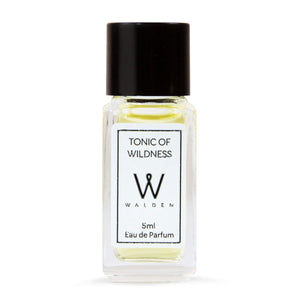 'Tonic of Wildness' Natural Perfume Sample 5ml