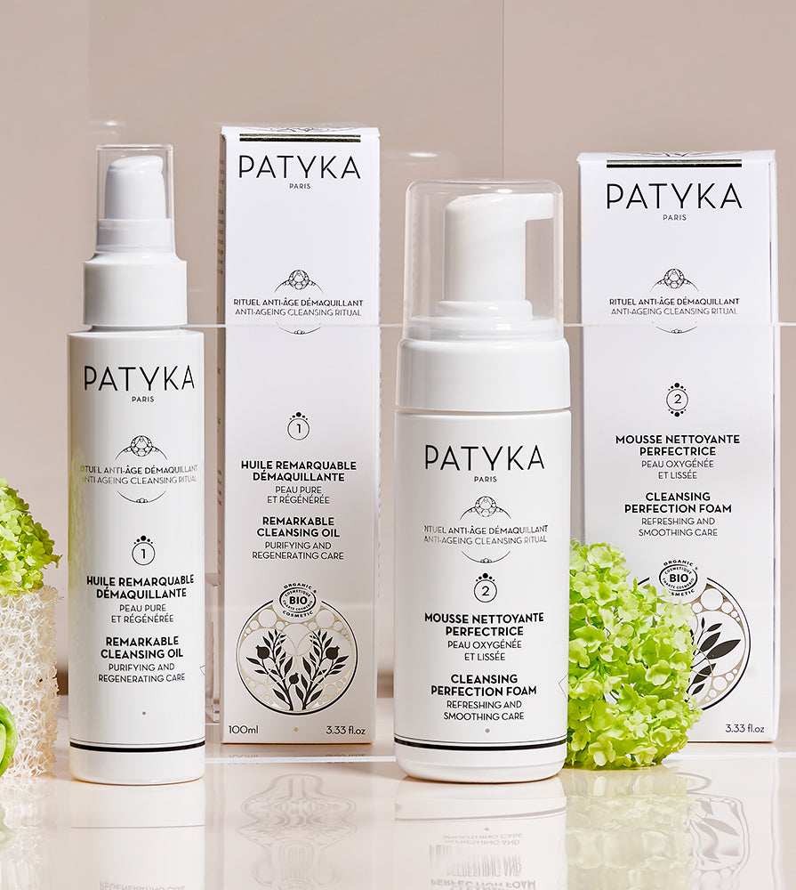 Patyka - Mousse Nettoyante Perfectrice