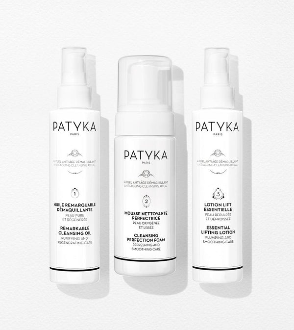 Patyka - Le Rituel Anti-Âge Démaquillant